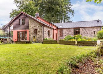 Thumbnail 5 bed detached house for sale in Hendy Castell, Old Hall, Llanidloes, Powys