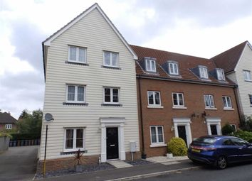 Thumbnail 4 bedroom end terrace house for sale in Meadow Crescent, Purdis Farm, Ipswich