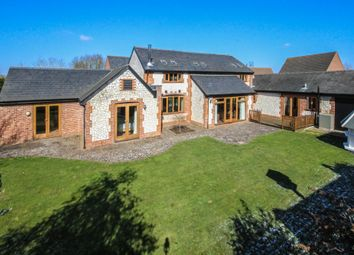 Thumbnail 5 bed barn conversion for sale in All Saints Close, Gazeley, Newmarket