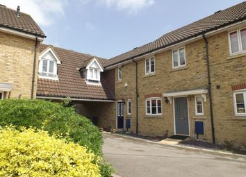 Thumbnail 3 bed terraced house for sale in Guernsey Way, Kennington, Ashford, Kent