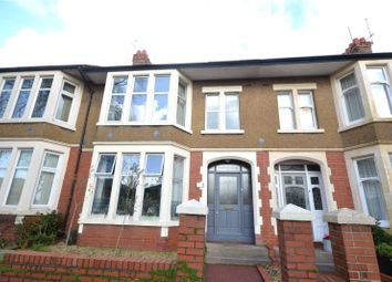 Thumbnail 3 bed terraced house for sale in Melrose Avenue, Penylan, Cardiff