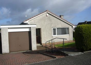 Thumbnail 3 bed bungalow to rent in Westmuir Road, West Calder