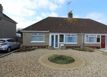 Thumbnail Semi-detached bungalow to rent in Berkeley Road, Wroughton, Swindon