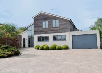 Thumbnail 4 bed detached house for sale in The Knowle, Basildon