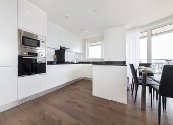 Thumbnail 3 bedroom flat for sale in Gateway Tower, 28 Western Gateway, London