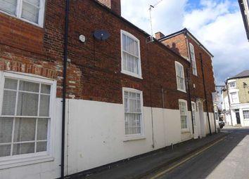 Thumbnail 3 bed terraced house to rent in John Street, Market Rasen