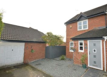Thumbnail 2 bed semi-detached house for sale in Seaton Road, Thorpe Astley, Leicester