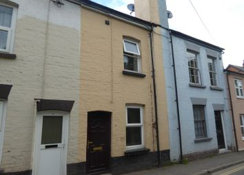 Thumbnail 2 bed semi-detached house to rent in Chapel Street, Tiverton