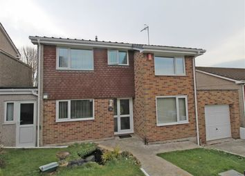 Thumbnail 6 bed detached house for sale in Goosewell Hill, Eggbuckland, Plymouth