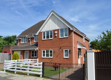 Thumbnail 3 bed semi-detached house for sale in The Larches, Uxbridge