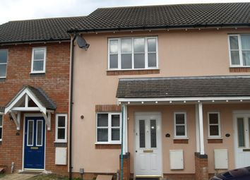 Thumbnail 2 bed terraced house to rent in Wyvern Road, Ipswich