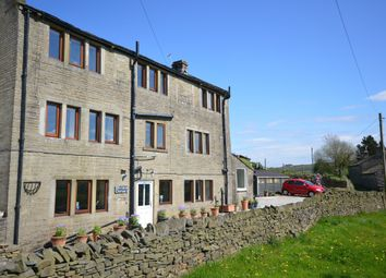 Thumbnail 6 bed semi-detached house for sale in Yew Tree Lane, Holmbridge, Holmfirth, West Yorkshire