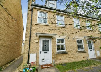 Thumbnail 3 bedroom end terrace house for sale in Stone Close, Corsham