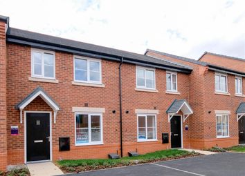Thumbnail 2 bed terraced house for sale in The Fircroft, Spring Croft, Oakmere Road, Winsford, Cheshire