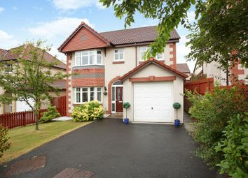 Thumbnail 4 bed detached house for sale in 4 Meadowmill Loan, Tranent