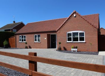 Thumbnail 3 bed detached bungalow for sale in Randall Close, Newark