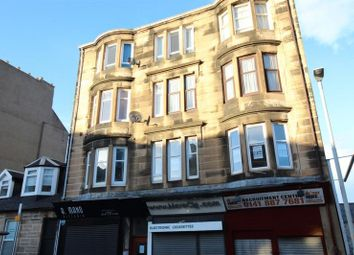 Thumbnail 2 bed flat for sale in St. James Street, Paisley