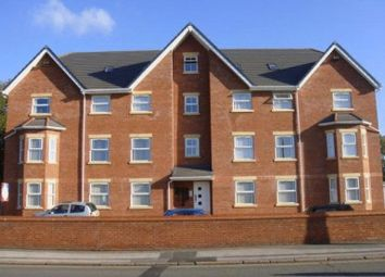 Thumbnail 3 bed flat to rent in Wellington Road, Wavertree, Liverpool