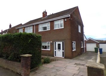 3 bed semi-detached house for sale in Kirkless Villas, Cale Lane, Wigan, Gtr Manchester WN2