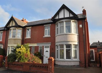 Thumbnail 4 bedroom end terrace house for sale in Trent Road, South Shore, Blackpool