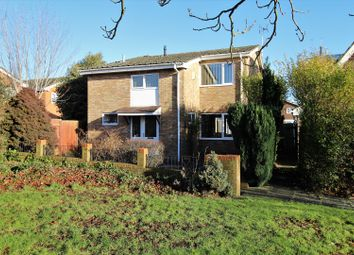 Thumbnail 4 bed detached house for sale in Prestwick Close, Bletchley