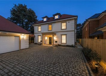 Thumbnail 4 bed detached house for sale in Bingham Avenue, Evening Hill, Poole, Dorset