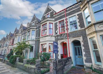 Thumbnail 5 bed terraced house to rent in Plasturton Gardens, Pontcanna, Cardiff