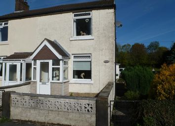 Thumbnail 2 bed semi-detached house to rent in Main Road, Lower Hartshay, Ripley