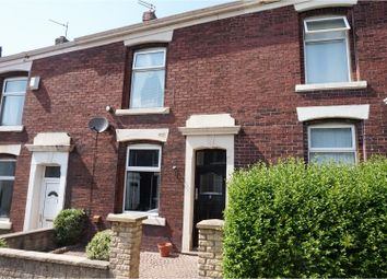 Thumbnail 2 bed terraced house for sale in Woodbury Avenue, Blackburn