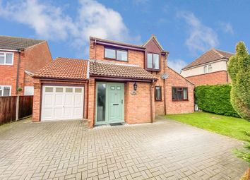 Thumbnail Detached house for sale in School Close, Rollesby, Great Yarmouth