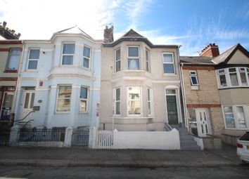 Thumbnail 4 bed terraced house for sale in South View Terrace, Plymouth