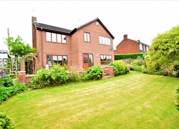 Thumbnail 4 bed detached house for sale in Rogers Lane, Wrexham