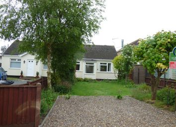 Thumbnail 2 bedroom semi-detached bungalow to rent in Lowestoft Road, Carlton Colville, Lowestoft