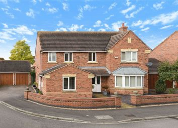 Thumbnail 4 bed detached house for sale in Croxden Way, Elstow, Bedford