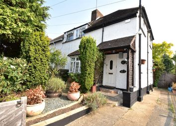 Thumbnail 2 bedroom semi-detached house for sale in Hill Rise, Darenth, Kent