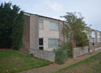Thumbnail 3 bed end terrace house for sale in 15 First Avenue, Canvey Island, Essex