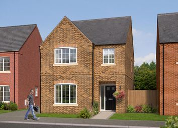 "Thumbnail 4 bedroom property for sale in ""The Daresbury"" at Brandon Road, Swaffham"