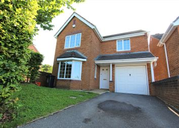 Thumbnail 3 bedroom detached house to rent in Warrener Close, Abbey Meads, Swindon, Wiltshire