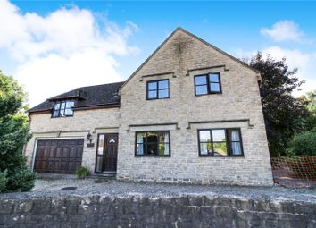 Thumbnail 4 bed detached house to rent in Crudwell, Malmesbury, Wiltshire
