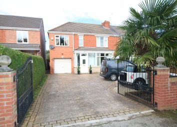 Thumbnail 4 bed semi-detached house for sale in Sprotbrough Road, Sprotbrough, Doncaster