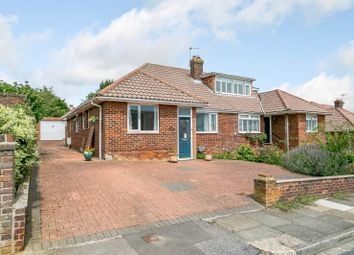 Thumbnail 3 bed bungalow for sale in Hillside, Portslade, Brighton