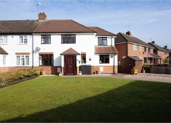 Thumbnail 4 bed semi-detached house for sale in Warwick Road, Coventry