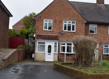 3 bed terraced house to rent in The Broadway, Norton, Stourbridge DY8