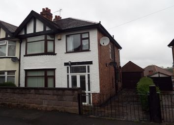 Thumbnail 3 bed semi-detached house to rent in Exton Road, Sherwood