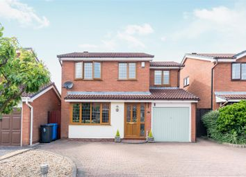 Thumbnail 4 bed detached house for sale in Ferndale Road, Essington, Wolverhampton