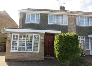 Thumbnail 2 bed property to rent in Cottingham Drive, Moulton, Northampton
