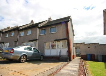 Thumbnail 2 bed end terrace house for sale in Park Road, Carnwath, Lanark
