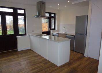 Thumbnail 3 bed terraced house to rent in Westward Road, London