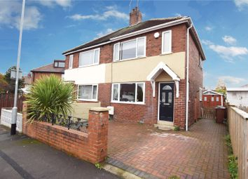 Thumbnail 2 bed semi-detached house for sale in Parkwood Avenue, Leeds