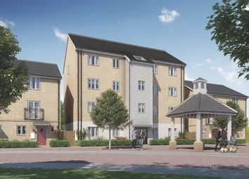 Thumbnail 2 bed flat for sale in Five Oaks Lane, Chigwell, Essex